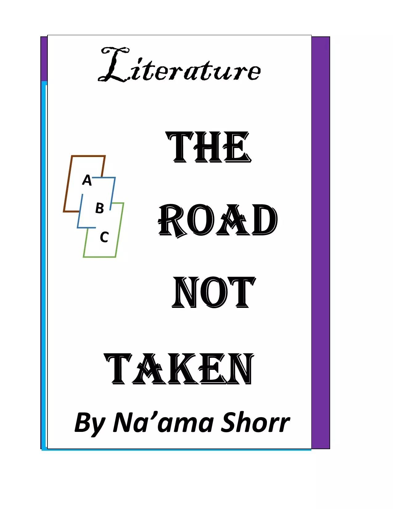 Teacherstrading The Road Not Taken