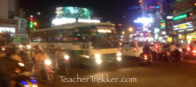 HCMC, Vietnam – Sickness, Soccer & Saigon
