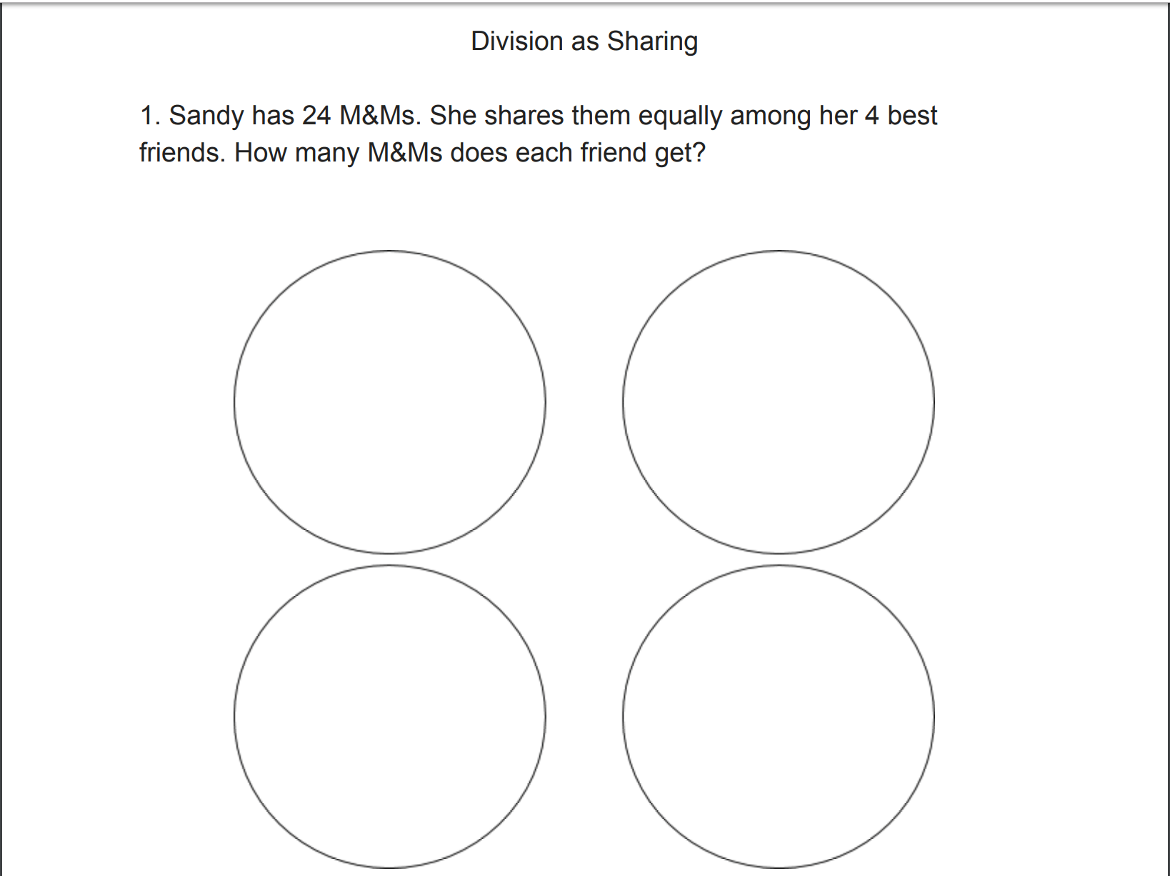 New This Week Division As Sharing A Comprehensive Lesson