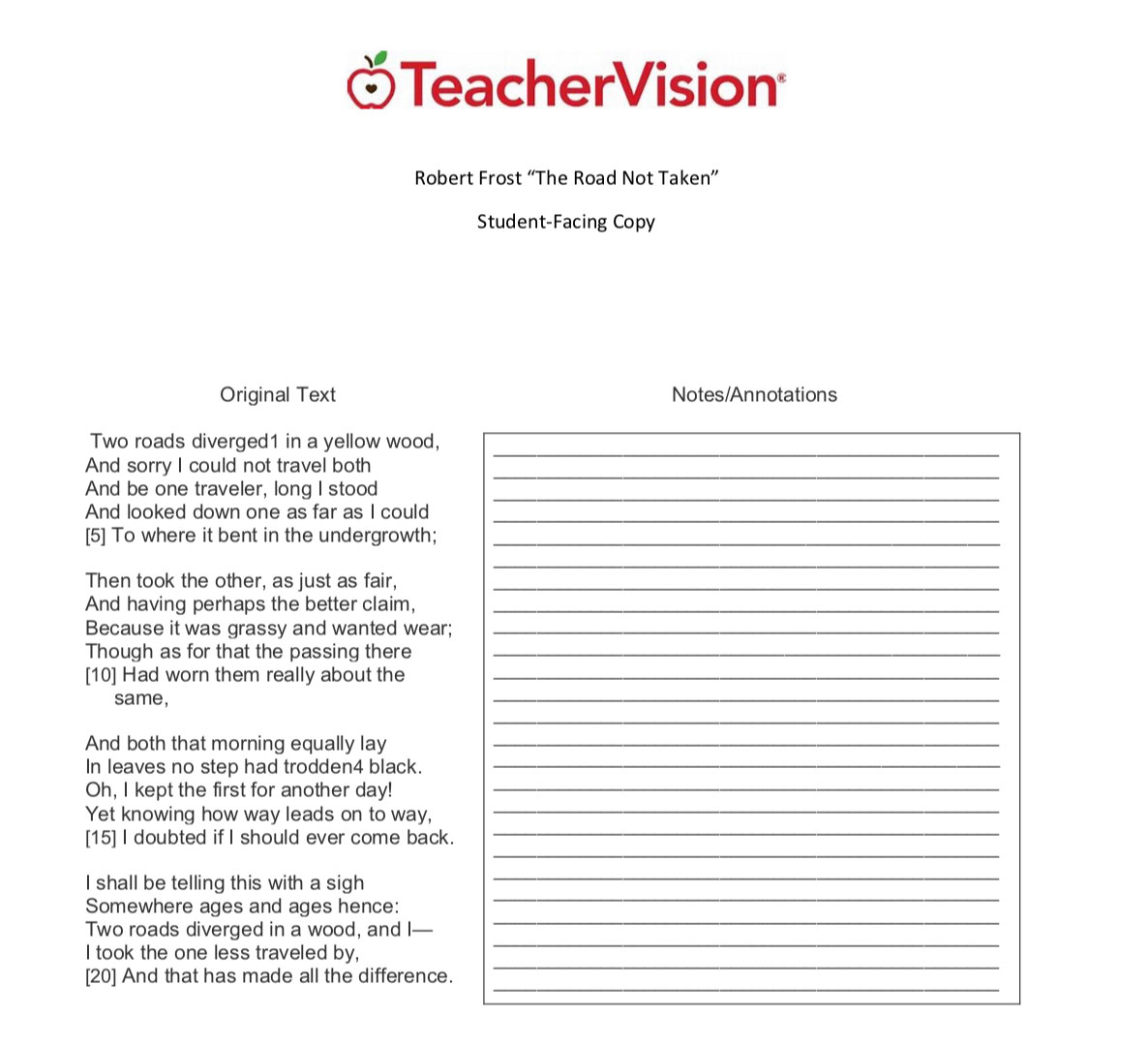 Reading Comprehension Resources For Teachers