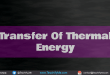 Transfer-Of-Thermal-Energy