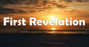 First Revelation