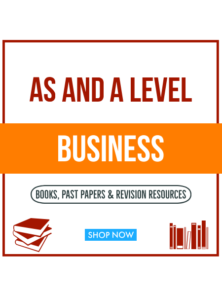 AS & A Level Business Studies