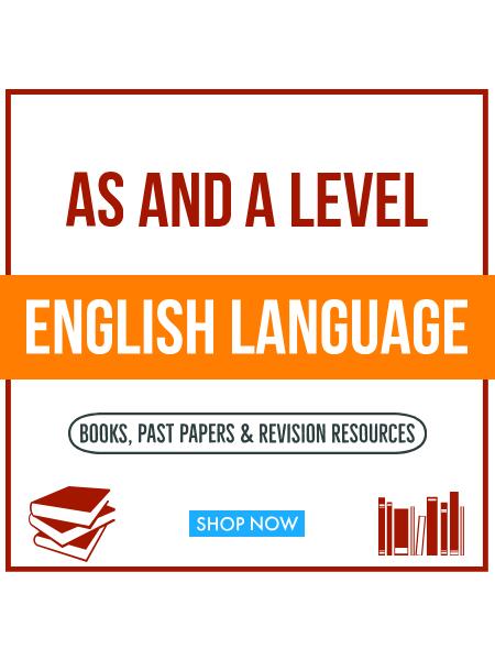 AS & A Level English Language