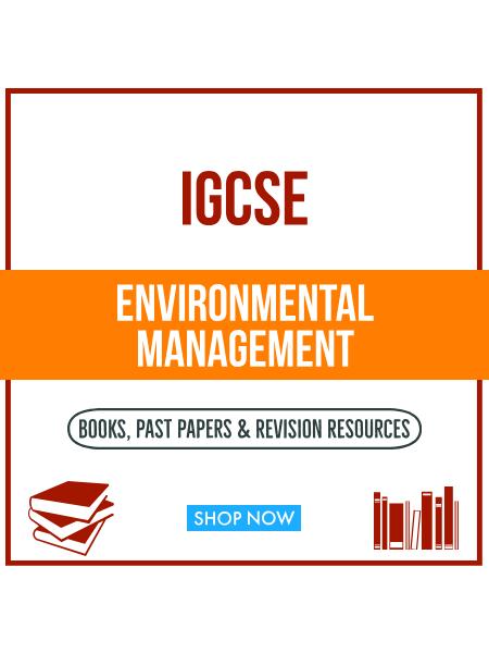 IGCSE Environmental Management