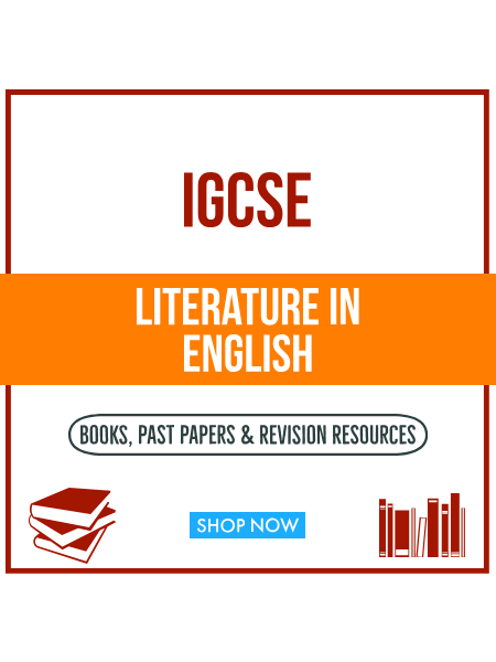 IGCSE Literature in English