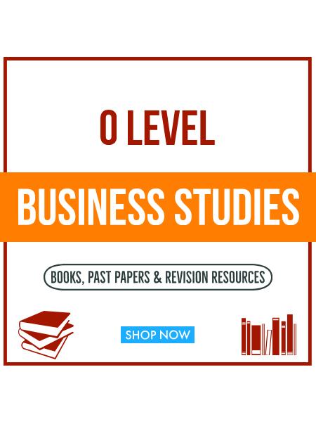 O Level Business Studies