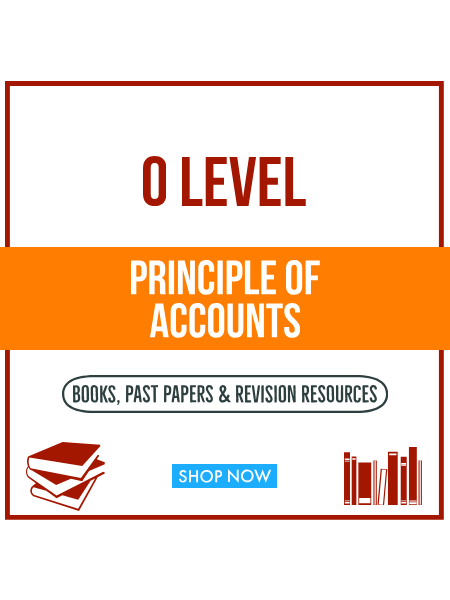 O Level Principle Of Accounts