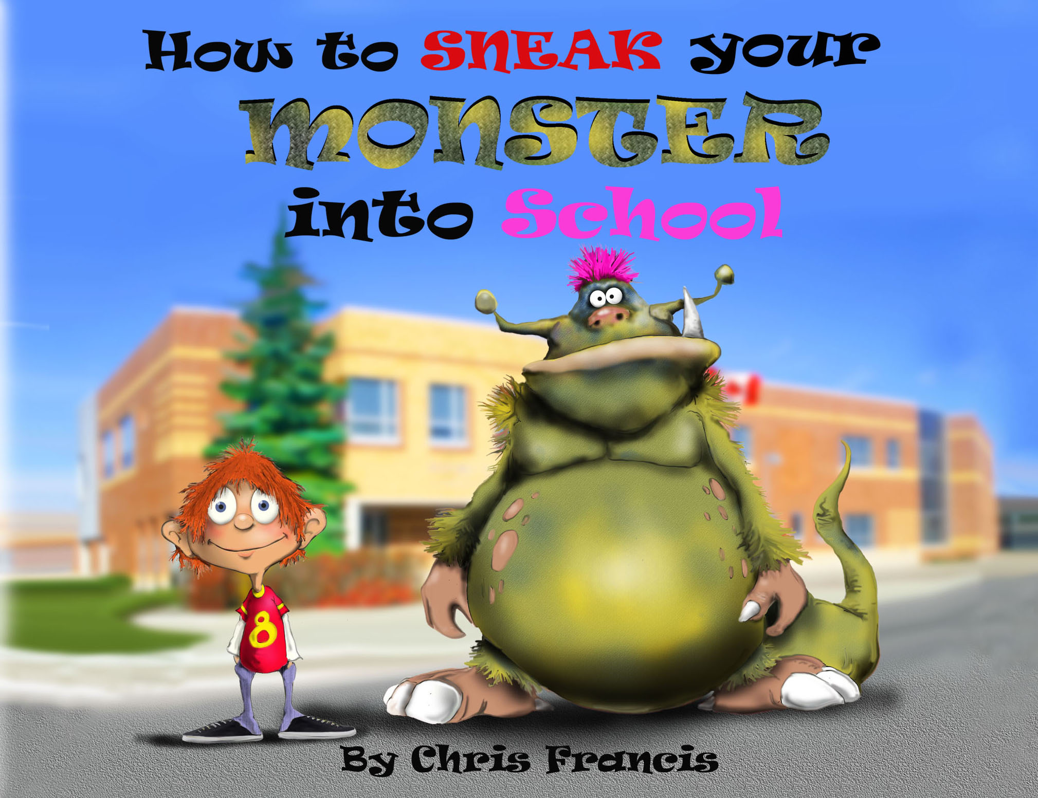 Procedural Writing How To Sneak Your Monster Into School