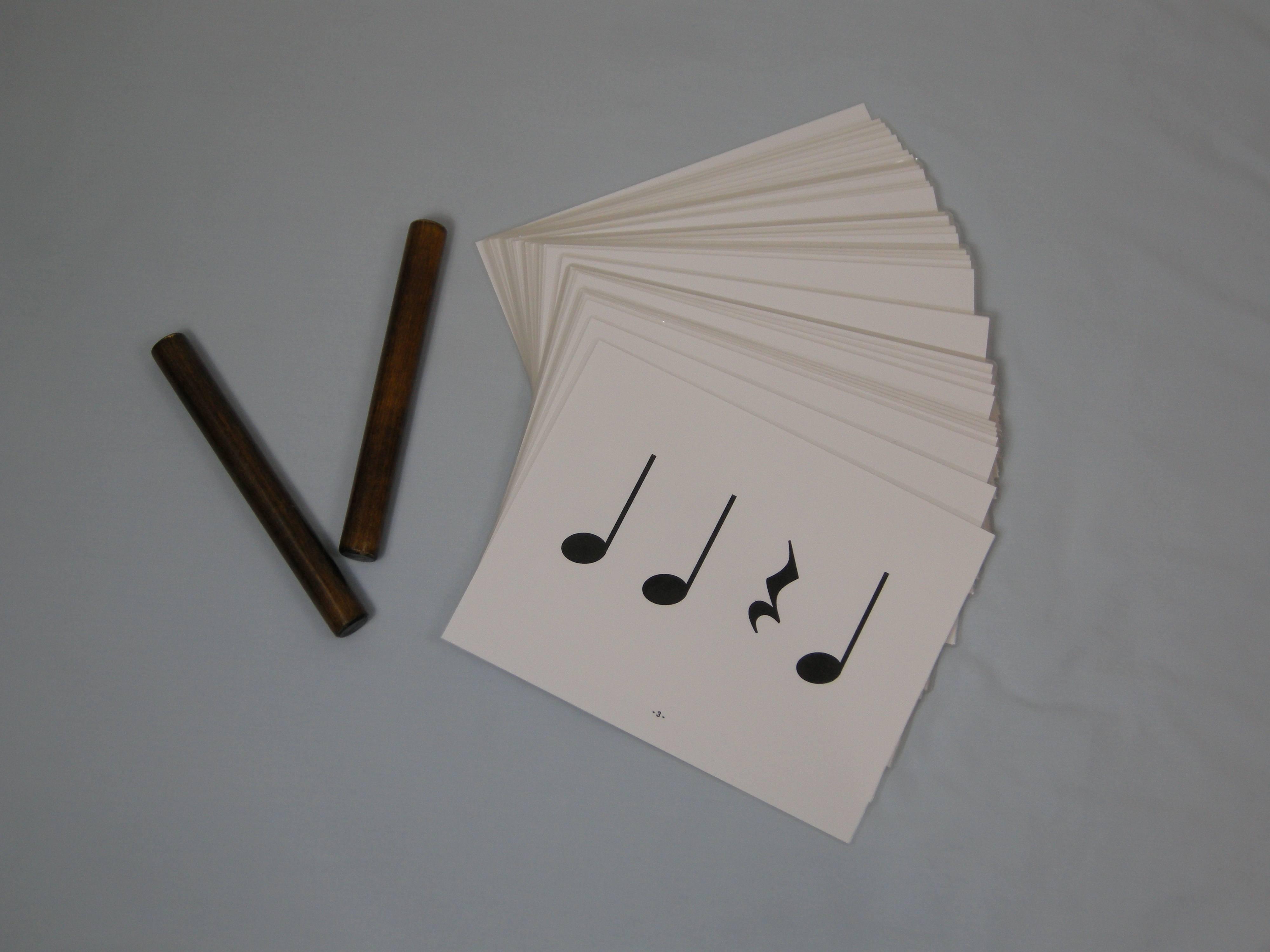 Rhythm Cards And Beginning Rhythm Giveaway