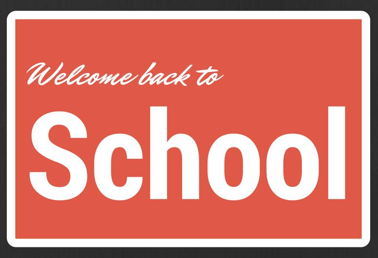 Back To School: Top 5 First Day of School Activities