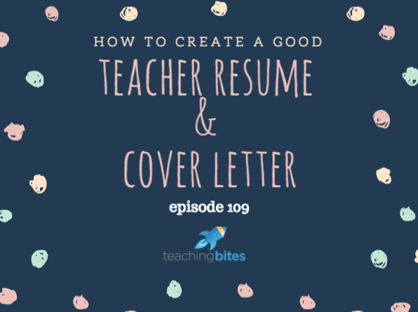 Virtual teacher cover letter