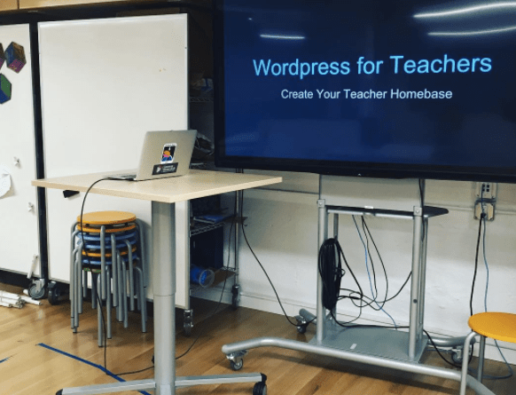 Wordpress for Teachers