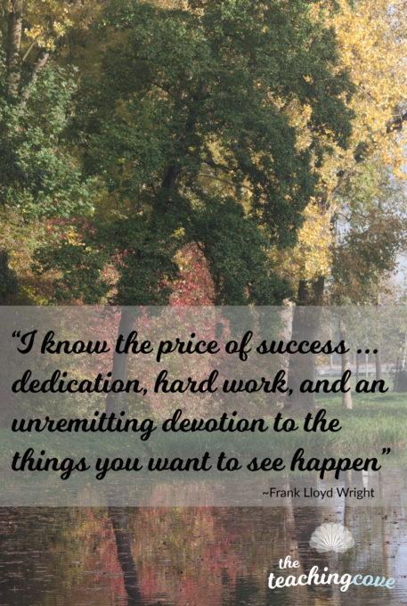 Price of Success - Motivational Monday