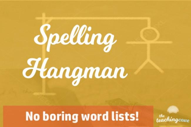spelling-hangman