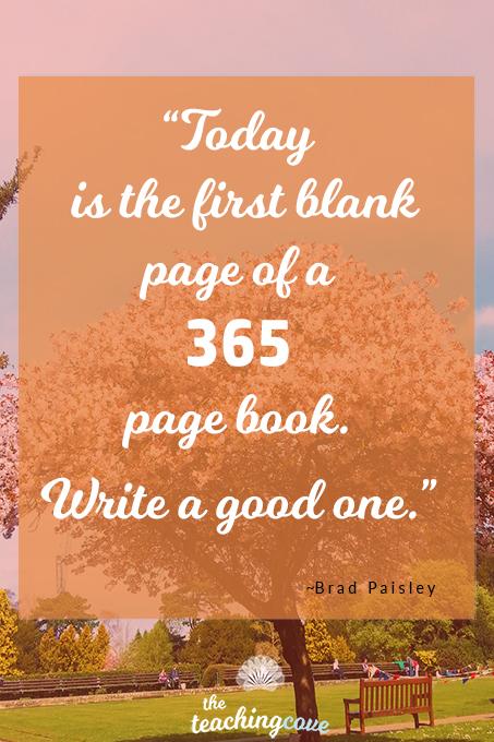 Motivational Monday - 365 Page Book