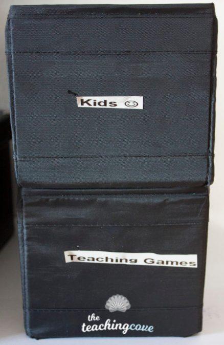 Teacher Cubby Example