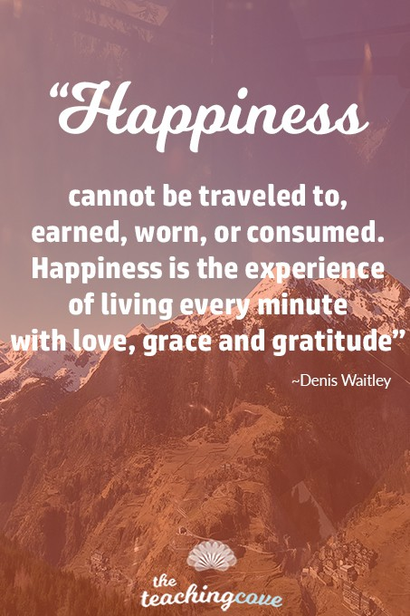 Happiness and Gratitude - Motivational Monday