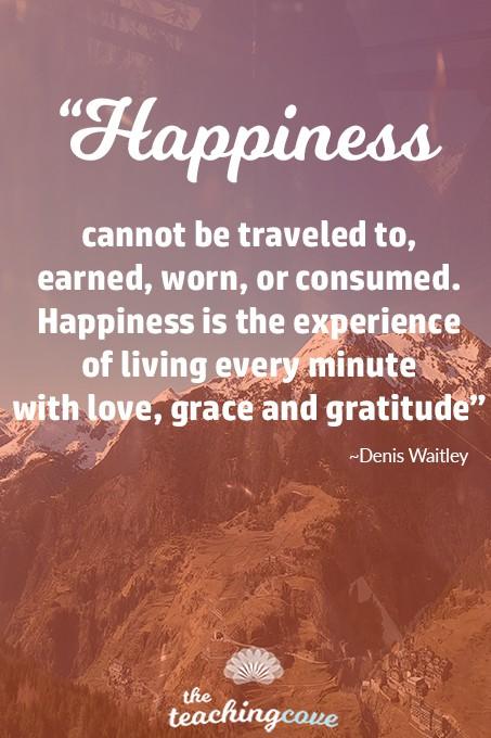 Happiness and Gratitude - Motivational Monday
