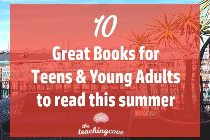 10 Great Books for Teens & Young Adults