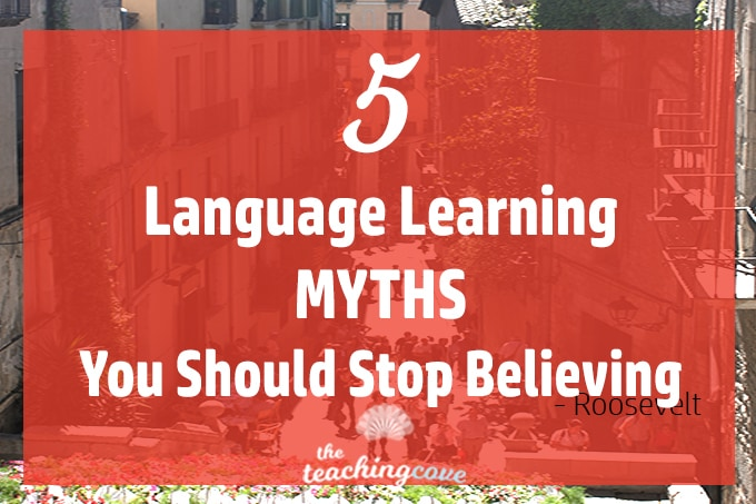 5 Language Learning Myths featured