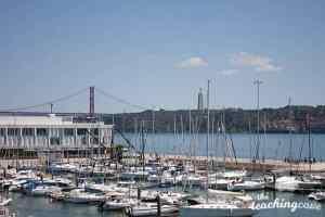 Lisbon Boats