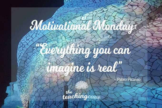 Motivational Monday 57 Imagine featured