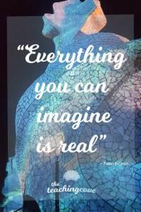 Motivational Monday 57 Imagine