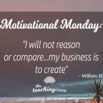 Motivational Mondays: Don't Reason Or Compare, Create…On Benchmarks