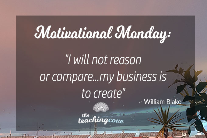 Motivational Monday 77 featured - Benchmarks