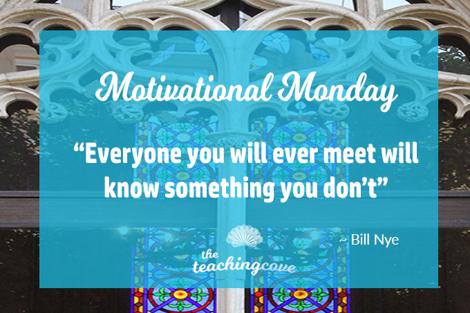 Motivational-Monday-83 Conversation featured
