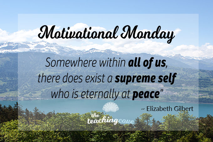 Motivational Monday 85 Mental Calm featured