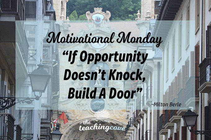 Motivational Monday 100 featured Connections