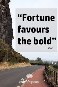 Motivational Monday 101 Fortune Bold