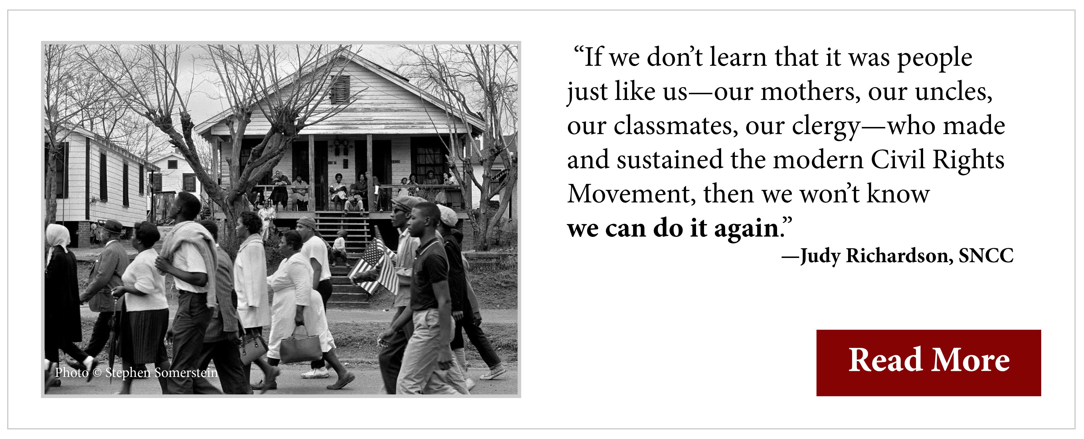 Teach About Selma