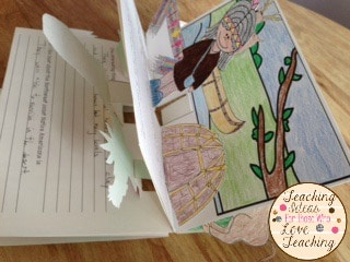 How to make social studies fun using pop up books