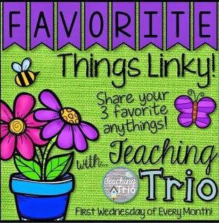 November Favorite Things Linky
