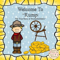Welcome to Rump: An Altered Fairy Tales Novel Study Guide