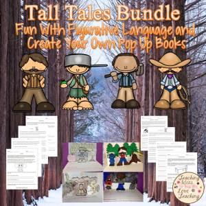 Have fun teaching Tall Tales