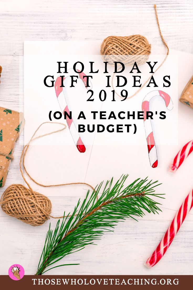 Gift Ideas and Teacher Deals for the 2020 Holidays