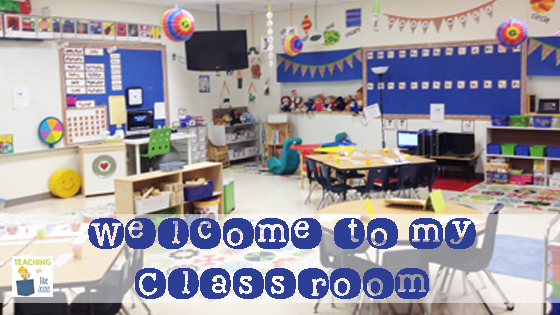 Eric Carle Inspired Classroom Tour