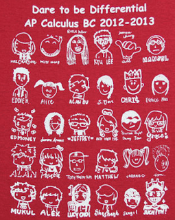Cute class shirt from A Plus Images