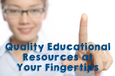 Quality Educational Resources that are Convenient and Affordable