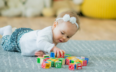 11 Simple, Developmental Fine Motor Activities for Infants 9-12 Months Old