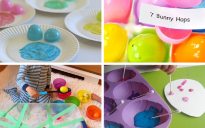 11 Simple and Fun Easter Activities for Toddlers