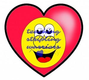heart smiley face wm