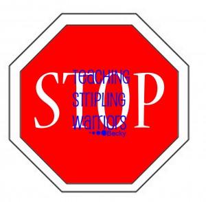stop sign wm