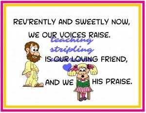 jesus is our loving friend 2 wm