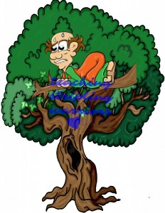 man in tree wm