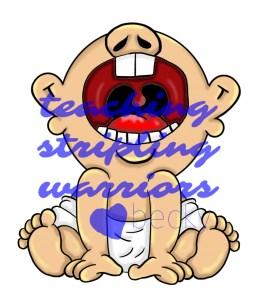 screaming baby wm